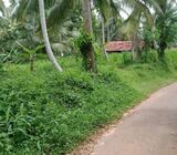 Land For Sale Mirigama Close to Expressway Entrance.