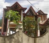 2 bed upstairs house for rent in Mattegoda for Rs35000 per month