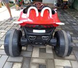 Used rechargeable toy car