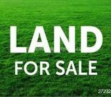 land for sale 61 perches