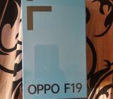 Sale OPPO F19 Brand New