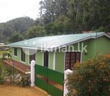 HOUSE IN NUWARAELIYA