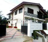 Two storeyed house | in |  Town