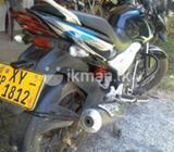 Bajaj Discover 125 2012