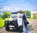 Defender Wedding Cars   Homecomings   Events