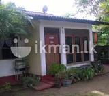 Complete house for sell