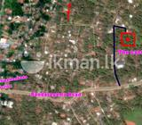 land In Waskaduwa,  Galle Road