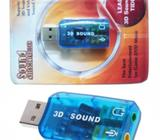 usb Sound Card 5.1
