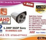 cctv AHD camera package