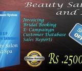 beauty salon management system